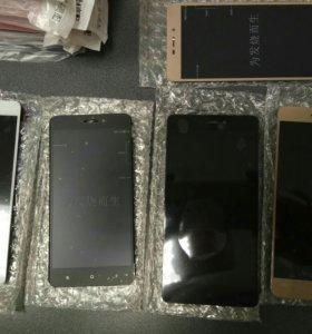 Дисплеи Xiaomi redmi 4a/note 4x