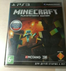 Minecraft для PS 3