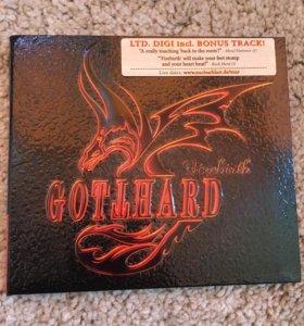 """Gotthard """"Firebirth"""" 2012"""
