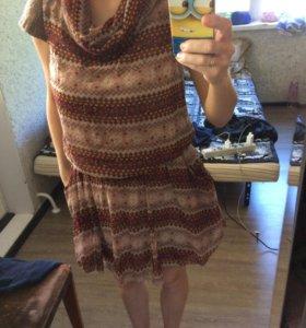 Туника-платье новая