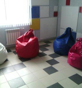 Кресло груша,кресло мешок,бескаркасная мебель