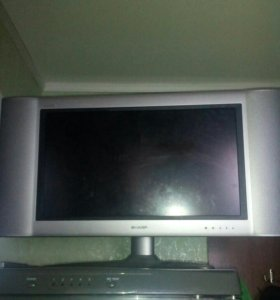 Телевизор шарп.