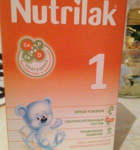 Детское питание Нутрилак 1