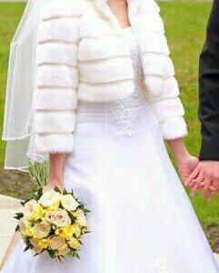 Шубка (свадебная)