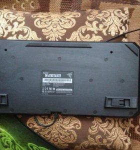 Игровая клавиатура Razer DeathStalker Black USB