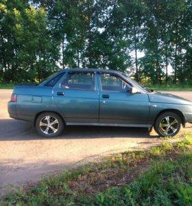 Авто 2110, 2001г