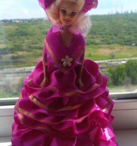 Кукла шкатулка.