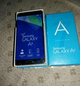 Телефон Samsung Galaxy a.7