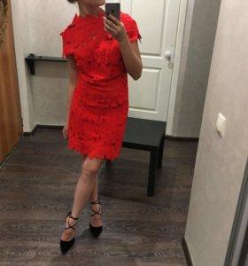 Платье и туфли в наличии
