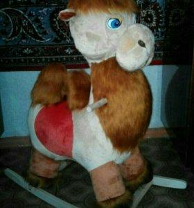 """Продам новую качалку """" Верблюд"""", 65 см, фирма """"Тут"""