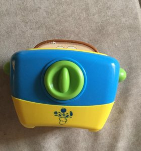 тостер игрушка