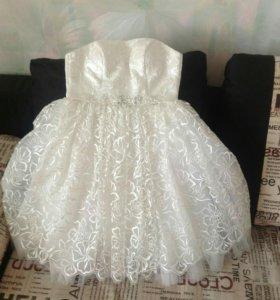 Платье на выпускной/ свадьбу