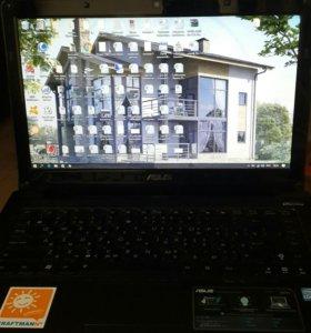 Ноутбук Asus k42f