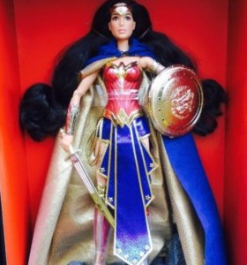 Comic Con Barbie Wonder Woman