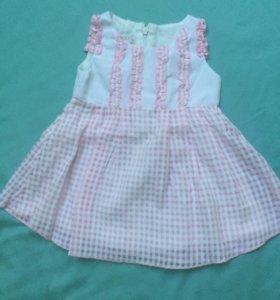 Платье р.74
