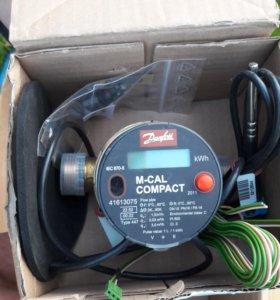 Теплосчетчик механический M-Cal Compact 447 DN15,