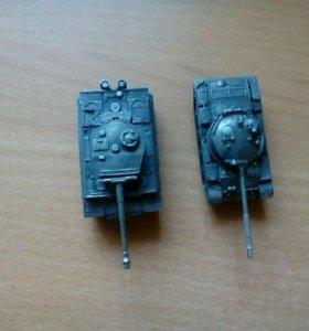 Модели танков ВВ