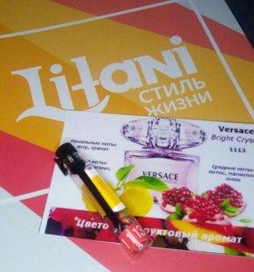 Litani № 1113 Versace Bright Crystal