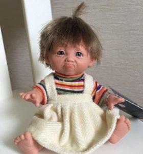 Кукла Обижулька Смешные малыши
