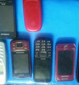 Продам телефоны рабочие