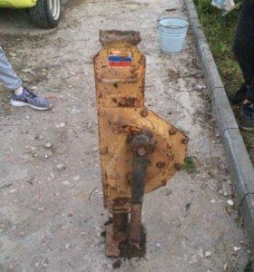 Домкрат реечный ДР-8М
