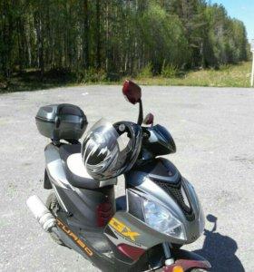 Скутер GX MOTO