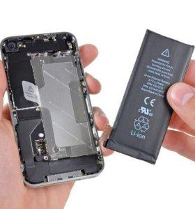 Apple iPhone 4 аккумулятор