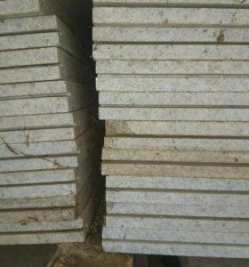 Плита гранитная на фасад