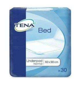 Простыни Tena Bed Underpad normal (60 х 90 см.),30