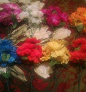 Искуственые цветы