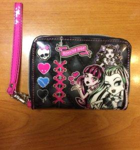Кошелёк Monster High