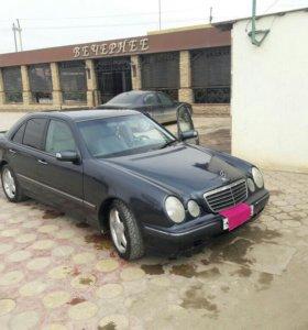 Mercedes Benz W210 2.6