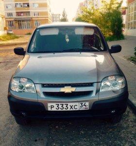 Chevrolet Niva Bertone 1.7