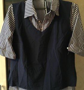 Блуза новая 46 размер