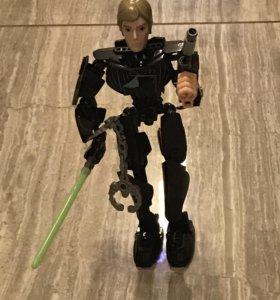 Игрушка робот звездные войны. Полностью разборная.