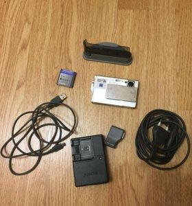 Фотоаппарат Sony DSC-T7