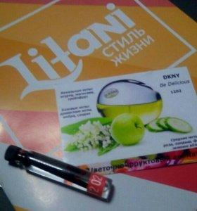 Litani № 1202 DKNY Be Delicious