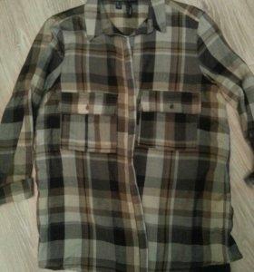Новая рубашка Mango