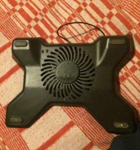 Подставка охлаждающая+мышка
