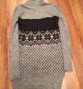 Туника -свитер