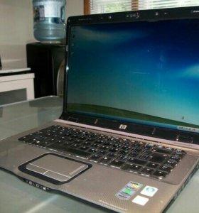 HP com-q74-оо 15,4D, 2 ядра Intel Centrino Duo