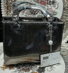 Christian Dior сумка женская