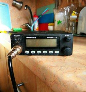 Радиостанция PRESIDENT HARRY 3 ASG