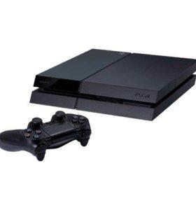 Sony Playstation 4 Fifa17,NHL17,GTA5,Ведьмак 3