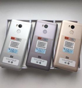 Xiaomi Redmi 4 Pro 3/32gb Новые