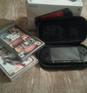PSP полный комплект