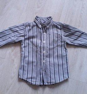 Рубашка gymboree 3 года