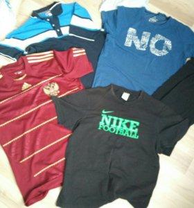 Пакет мужских футболок