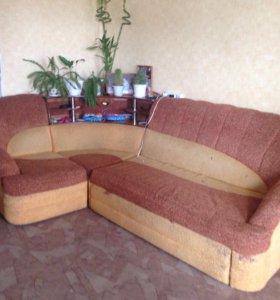Угловой диван, рассрочка платежа