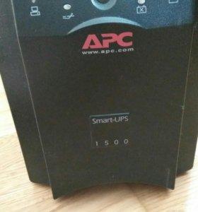 APC by Schneider Electric Smart-UPS 1500VA USB